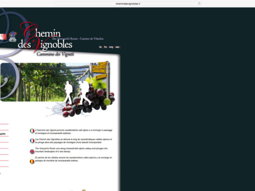 Chemins des Vignobles