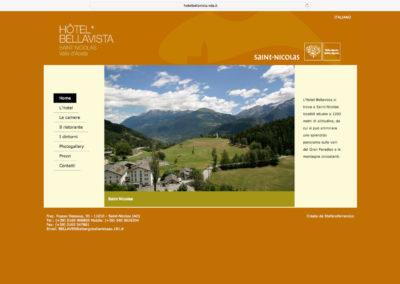 Hotel Bellavista – Saint Nicolas